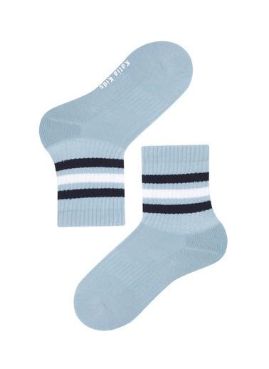 Katia & Bony Footballer Çocuk Soket Çorap  Mavi